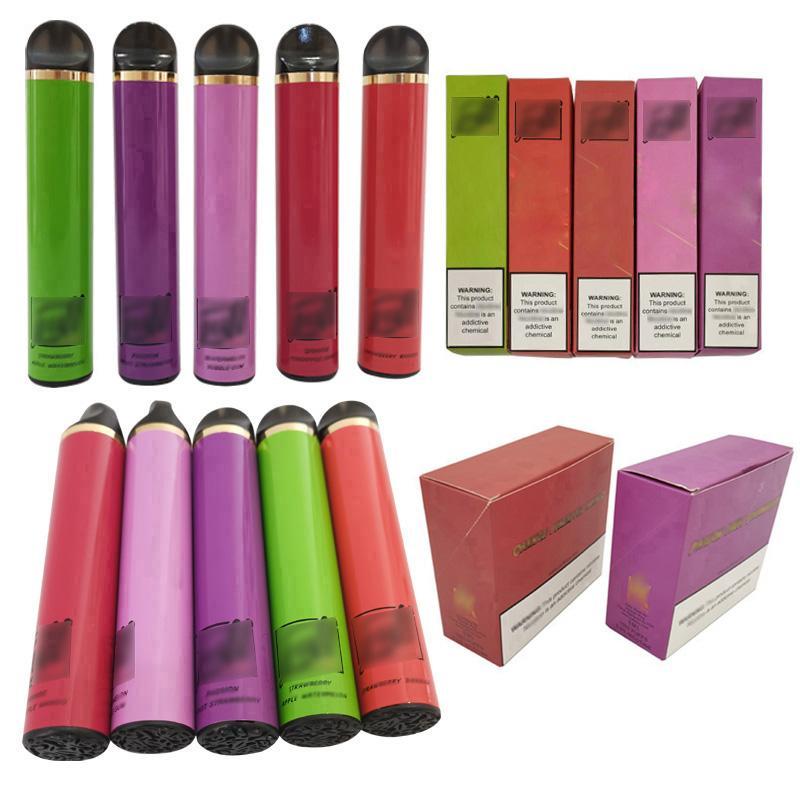 Vape magnético Pen 1.8Ohm Bobina de algodón Mejor vapor desechable de precio bajo barato 5 ml 1500 Puffs Puff xtra desechable