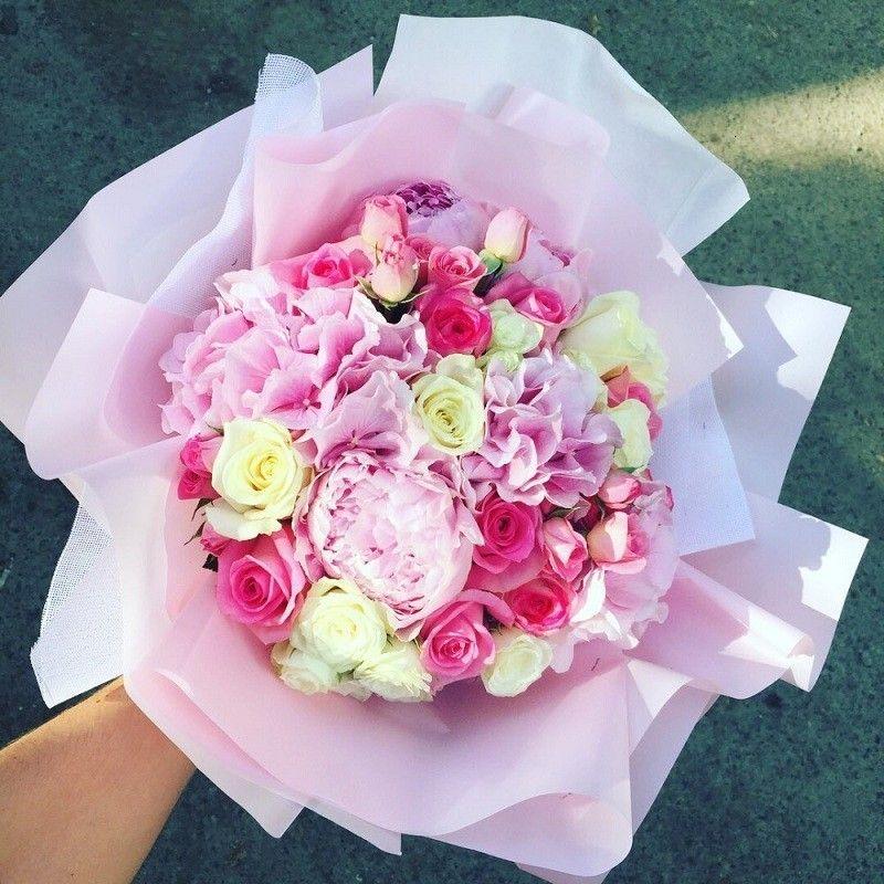 Verpackung Blumenmaterial Matt Oberfläche Blumenstrauß Transparente Florist liefert Geschenkpapier