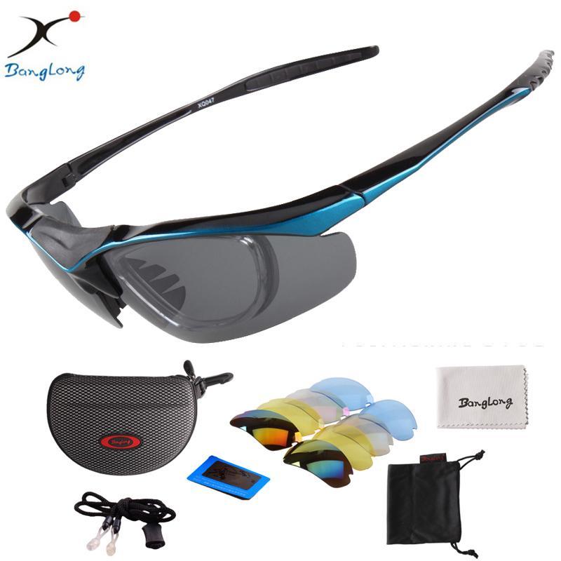 2019Free Versand Radfahren Sonnenbrille Sport Sonnenbrille UV400 Polarisierte Brille Unisex Eyewear Mann und Frauen Sonnenbrille XQ047