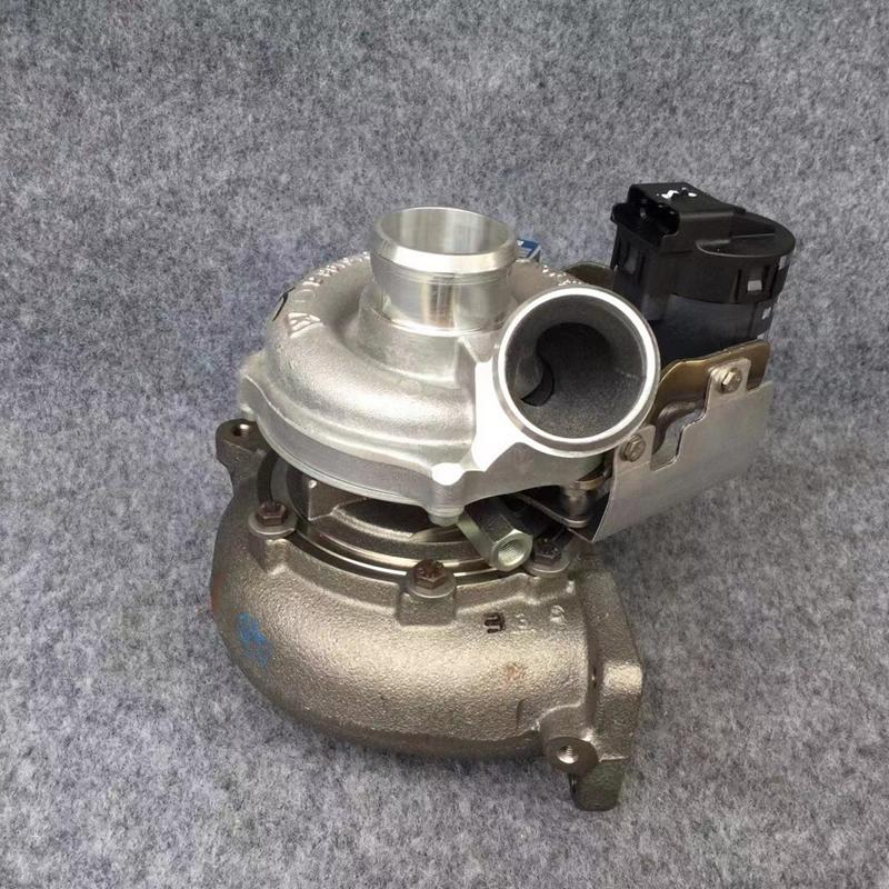 BV50 Turbo 53049880115 53049880069 LR008838 LR021637 para Land Rover Discovery III 2.7 TDV6 140 kW - 190 HP V6 León