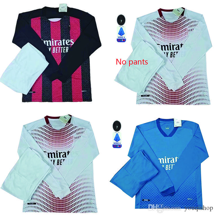 20 21 AC Milan Soccer Jersey 2020 2021 Camisa de Futebol Adulto Ibrahimovic Paqueta Bennacer Rebic Romagnoli Calhanoglu Tonali