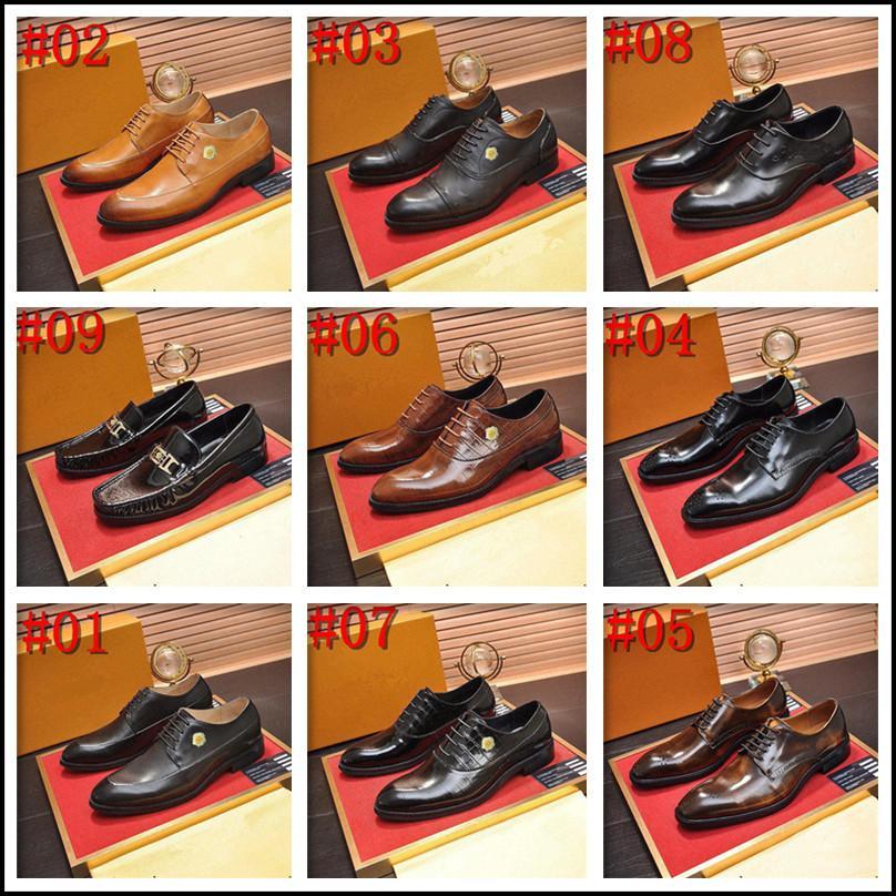 Hommes Pu cuir chaussure Slip sur des chaussures décontractées Chaussures de luxe Chaussures Brousse Chaussures Spring Bottines Bottines Vintage Classic Male Casual