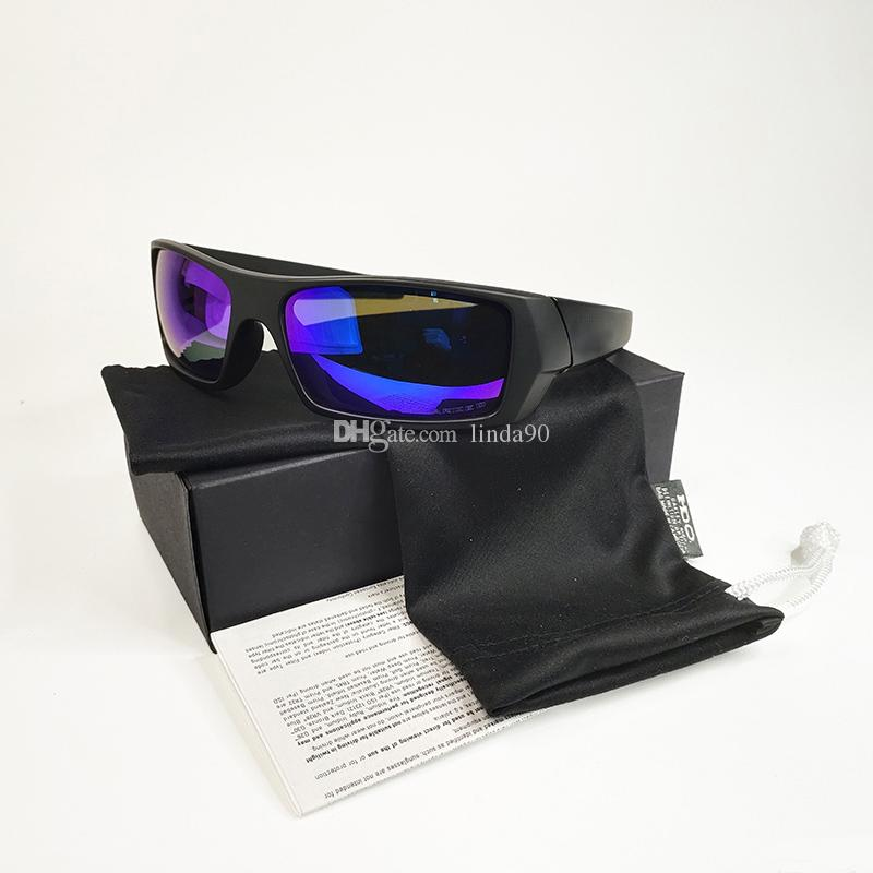 Nova Moda Óculos Ao Ar Livre Ciclismo Vidros Polarizada Lente TR90 Quadro Homens Mulheres Dirigindo Óculos de Sol Esporte Óculos de Sol Bike Pesca óculos de sol
