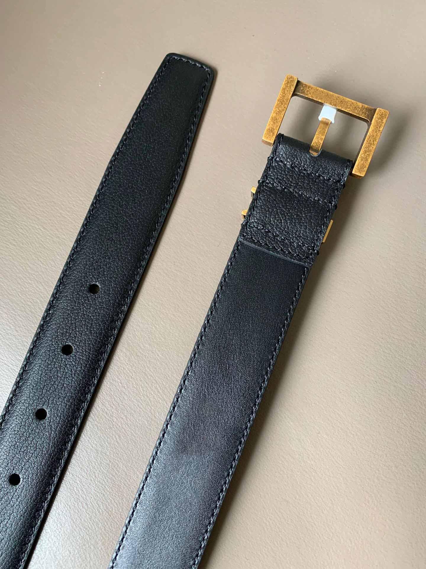 Y 2021 2 cm e 3 cm moda donna LUSKURYS Designer Designer cinture cintura classica con scatola, produzione reale in pelle, fonte di fabbrica