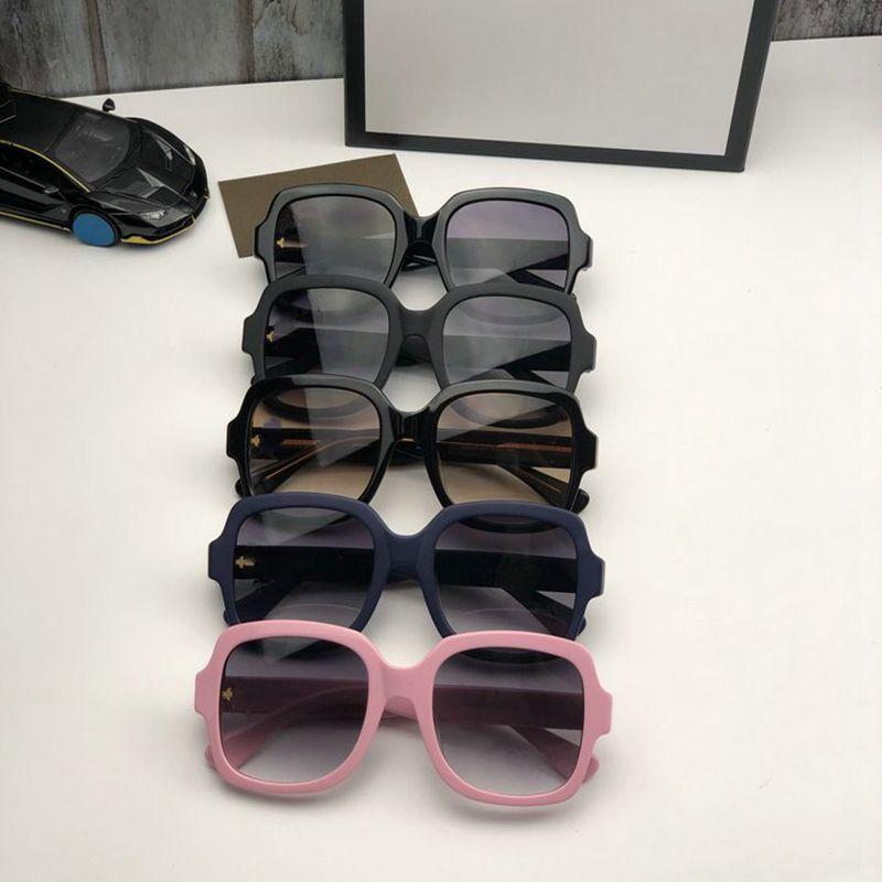 2019 Sunglasses Luxury New Fashion Sunglasses Man Woman Eyewear Ford Designer Brand Sun Glasses With Original Box