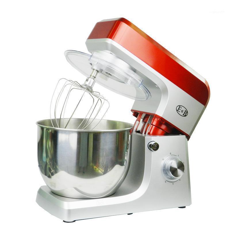 Cook Machine бытовой миксер тихое замешивание тесто изготовления пленки 7L из нержавеющей стали крюк коммерческий тесто Mixer1