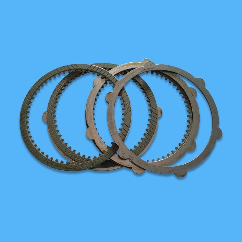 Placa de embrague de fricción del motor YN15V01005F2 2441U783S5 Placa de separación de la placa de paso 2441U783S7 para SK200 SK200-3 SK200-5