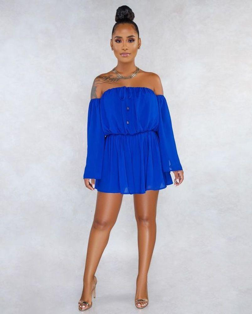 Summer et New Leisure Street Style Femme Femme Multi Couleur Open Robe arrière