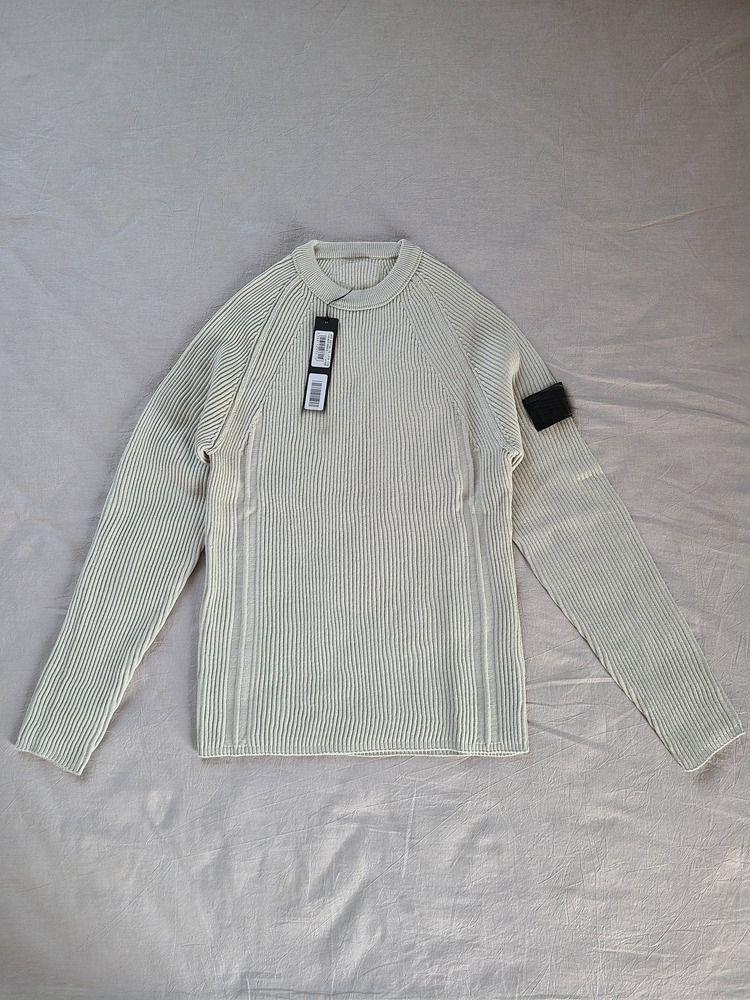 Cheap sale 5 colors 19FW 516C2 WOOL SWEATER TOPSTONEY Crew Neck Sweater Size: S-3XL