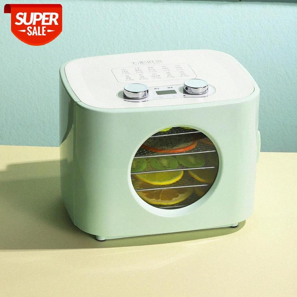 Gıda Dehidrator Elektrikli Kurutulmuş Meyve Makinesi Sebze Kurutma Sığır Snack Sarsıcı Dehidrator Et Kurutma Makinesi Paslanmaz Çelik # S28F