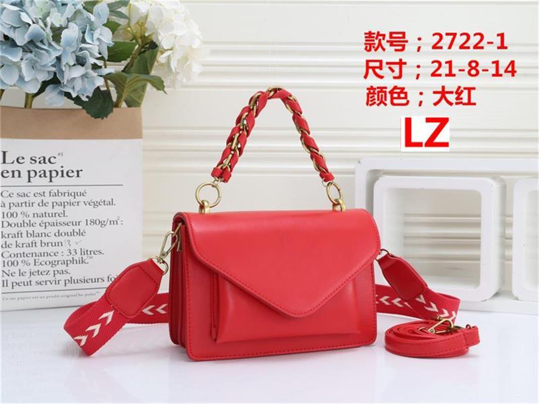 Bolsas de envio de mochila bolsas de couro de moda bolsa 001 # 2722-1 sacos de ombro senhora 2021 bolsas de luxo mulheres carteira de couro livre wxdc