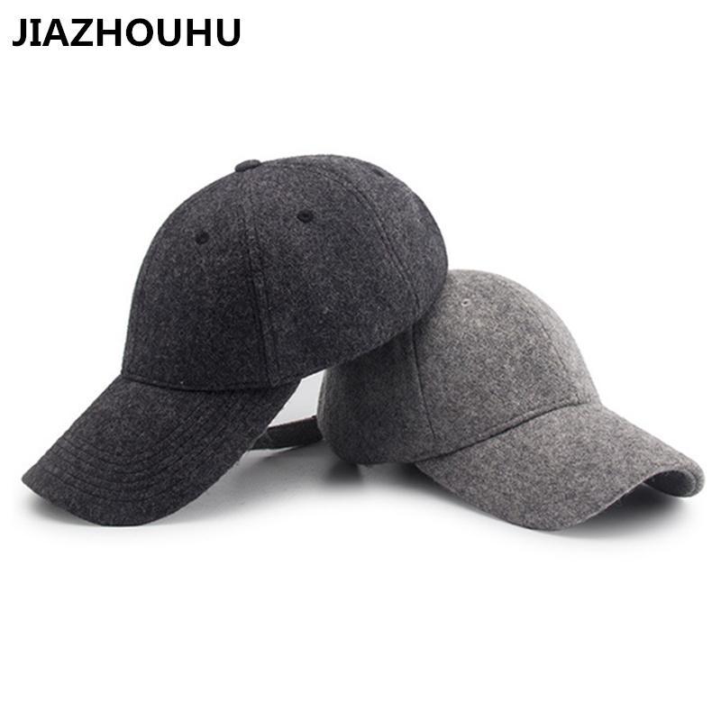 2020 толстая шерсть папа шляпа осени мужская зимняя шляпы на открытом воздухе бейсболка для женщин теплый плюс бархат кашемир казикетки папа шапки мужчины f1208