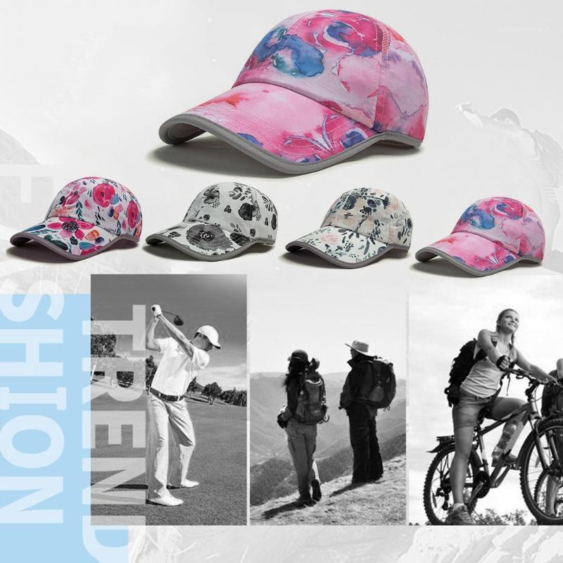 Snapback Cap Tie-Boya Spor Yürüyüş Bisiklet Güneş Işığı Geçirmez Nefes Ayarlanabilir Beyzbol Şapkası Sunscreen Snapback Şapka 8.271