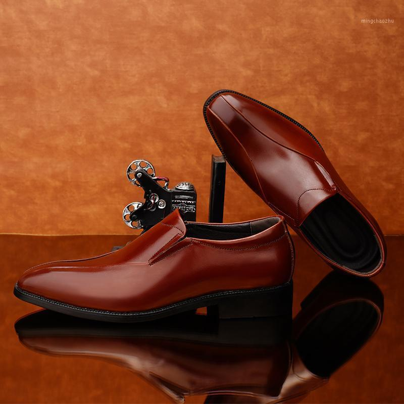 Zapatos de vestir Sport de Ocio de cuero para hombre Zapatos Informales Hombres Oaldes Man Spring Sapatos masculino Causal For Hombre Sneakers1