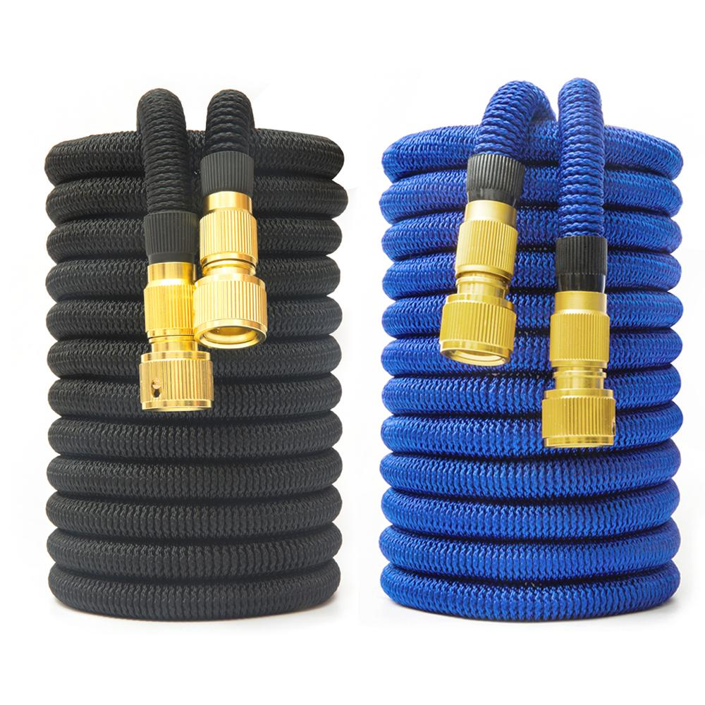 Garden Hose Water Expandable Watering Hose High Pressure Car Wash Flexible Garden Magic Hose Pipe 201210
