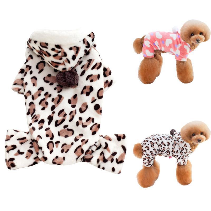 Vêtements de chien d'hiver chaud animaux de compagnie chiens vêtements pour petits chiens moyens chihuahua chihuahua chiot manteau chiot costume ropa perro