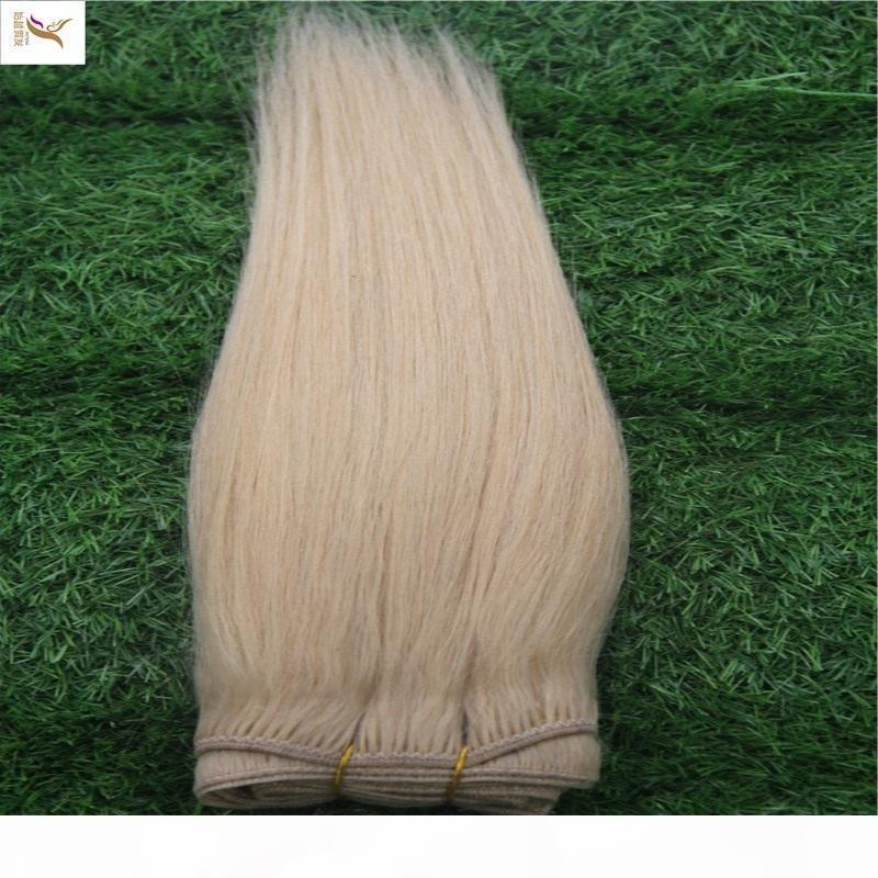 # 60 Colore Platino Colore Malese Vergine Vergine Tessitura per capelli 1 PZ 100G Maleyain Remy Capelli Tessuti Tessuti Bundles 100% Estensione dei capelli umani