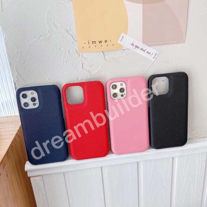 D Casi del telefono della moda per iPhone 12 Pro Max 11 7 8 Plus X XR XS Tasca max Tasca posteriore copertura posteriore per Samsung Galaxy S10P S20 S20U Nota 10 20 u