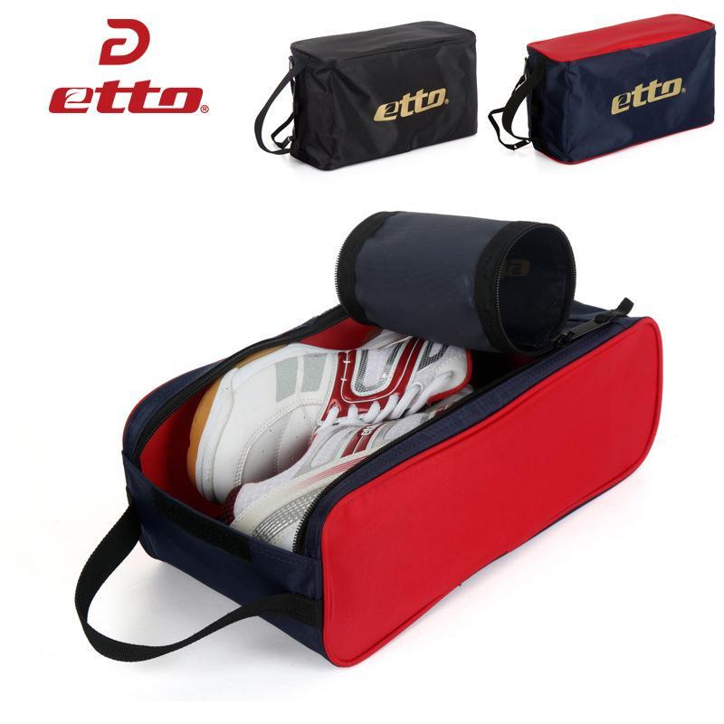 Folding Soccer Sapatos Esportivos Sacos De Armazenamento Homens Mulheres Multifuncional Fitness Ginásio Sacos De Basquete Treinamento Sapatilhas Saco HAB005 Z1121