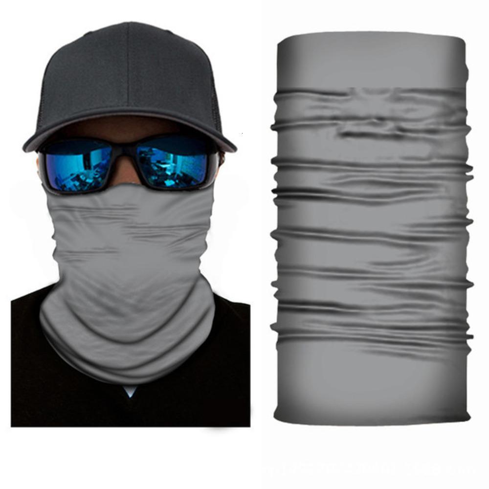 Saf DHL Eşarp Gemi Tam ABD Bandanalar Stok Boyun Maskeleri Sihirli Motosiklet Bisiklet Yüz Maskesi Kafa Bisiklet Balıkçılık Eşarp Bandanas FY