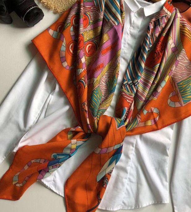 2020 nova chegada outono primavera clássico design 140 * 140 cm lenço colorido 65% cashmere 35% lenço de seda envoltório para mulheres senhora menina j1215