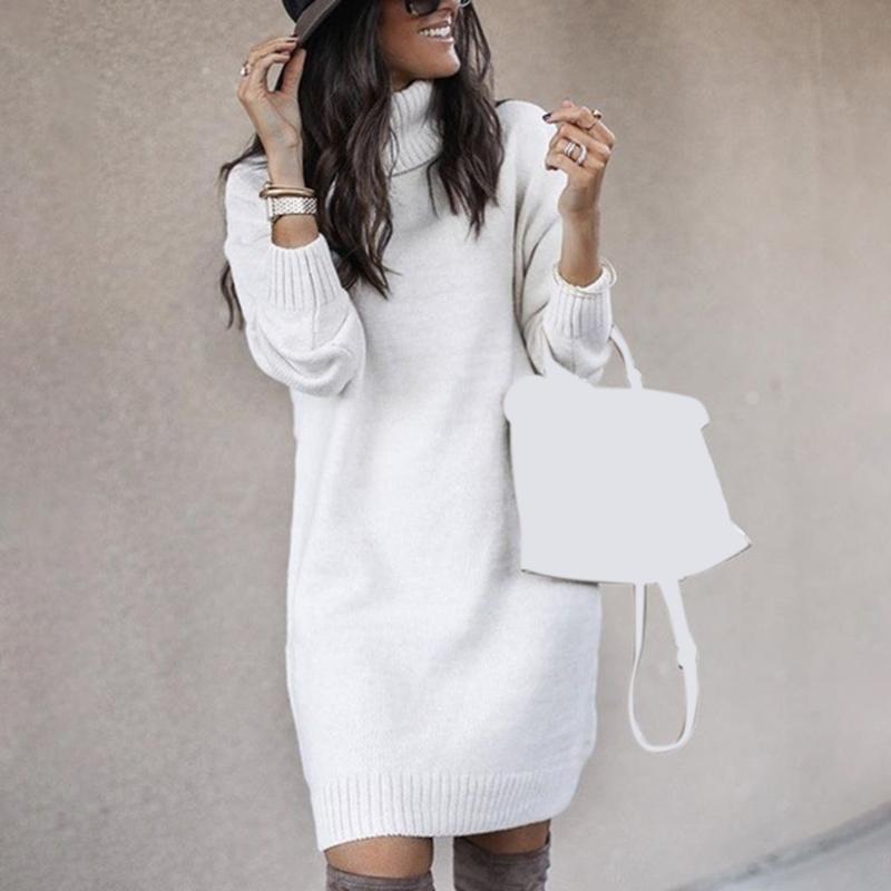 Donne a maglione a maglia a maglia a maniche lunghe a maniche lunghe a maniche lunghe a maniche lunghe