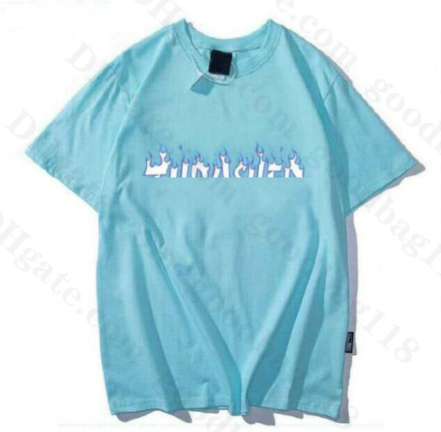 2021 망 디자이너 티셔츠 고품질 남성 여성 커플 캐주얼 짧은 소매 망 라운드 넥 티셔츠 힙합 streetwear 14 색 S-2XL
