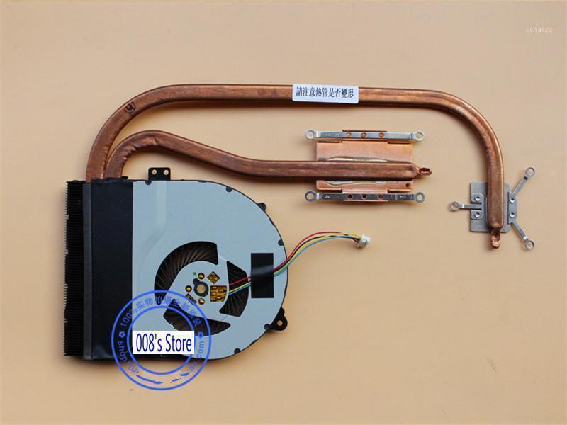 Совершенно новый вентилятор кулера CPU радиатора для ASUS X550V X550X X550VC ноутбук радиатор MF60090V1-C480-S99A1