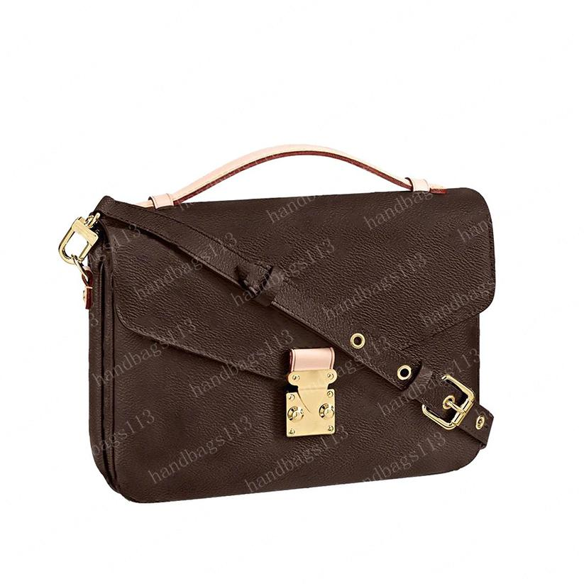 2021 حقيبة الكتف حقيبة يد حقائب اليد حقيبة الرجال المرأة حقائب جلدية حمل حقيبة يد حقيبة crossbody حقائب حقائب جلدية مخلب الأزياء 40780 # YCB02
