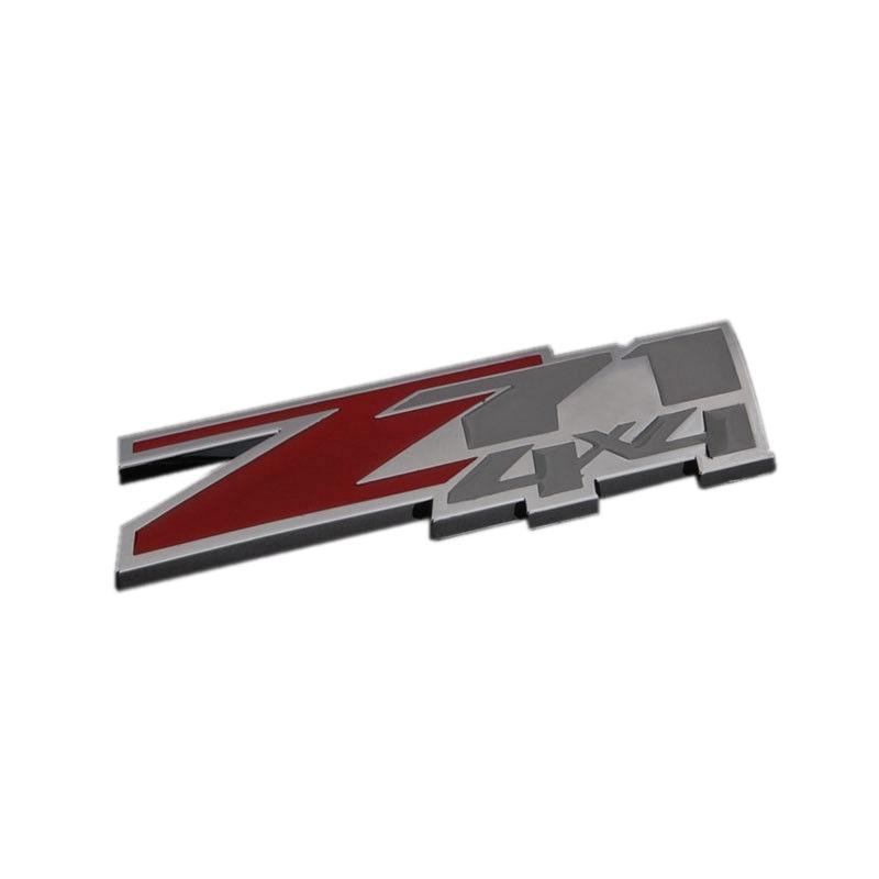 ABS البلاستيك Z71 4x4 سيارة ملصقا شعار شارة شعار الشمالية