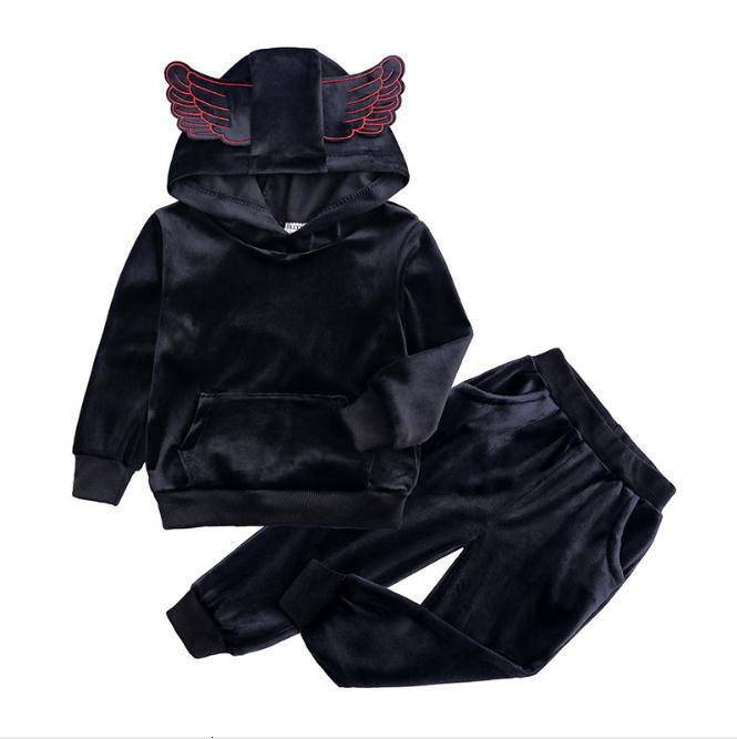 Kids Clothes Sets Long Sleeve Toddler Boy Outfits Suits Children Clothing Costume Kid Sport Suits Cotton Girls Clothes Sets