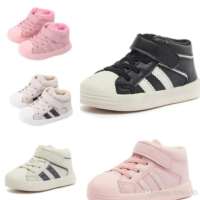 JQO Высочайшее качество Детские Спорт Желтые Мальчики Socr Обувь для Детских Девочек Основная Обувь Черные Дети Беговые Обувь Кроссовки Детка для