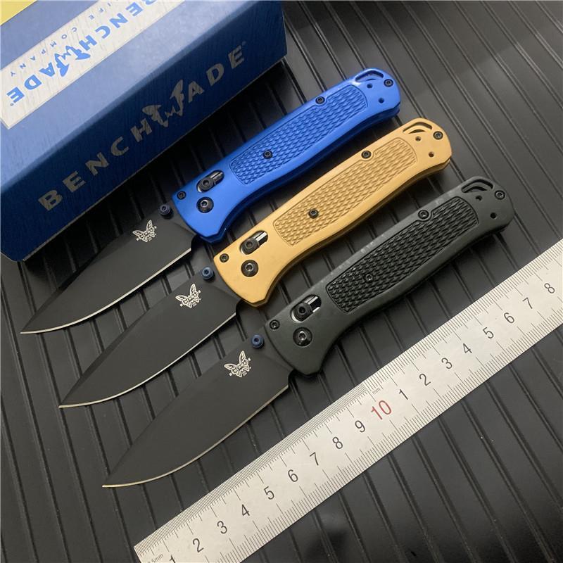 """Special 535 BenchMade Blade, Blue / Black Bugout Confice складной нож 3.24 """"S30V Satin BM3300 Axis BM3100 простые 535S BM940 BM42 ручки DEBPQ"""