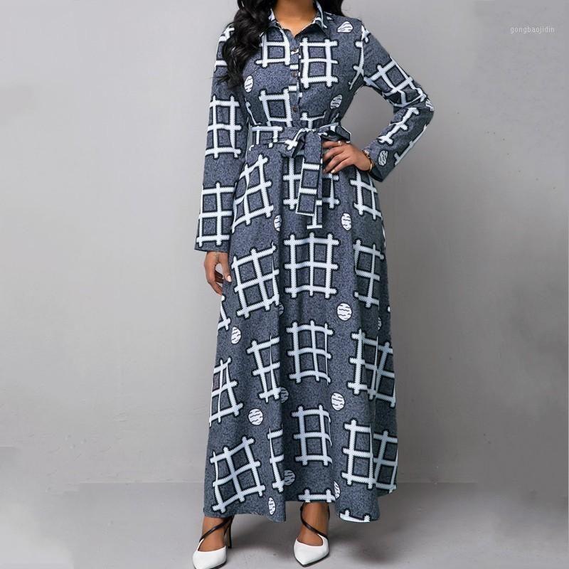 4xl 5xl Plus Size Dashiki Long Maxi Vestido Bazin Riche Roupas Africanas Manga Longa Vestidos África Vestidos para Mulheres1