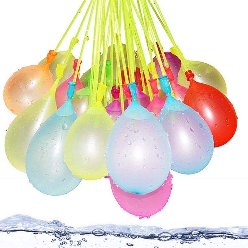 Water Balloons Toys Water Injection Rapid Filled Summer Water Bomb Kids Water-filled Balloons Beach Fun Party Chindren Kids Toys DBC BH4445