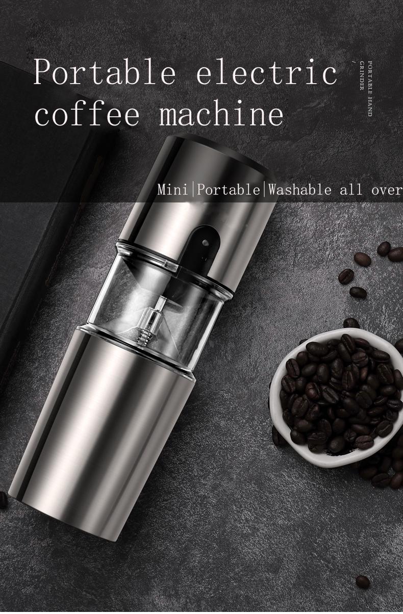 Портативный кофемашина Cup Office бытовой открытый кофеварка автоматическая кофемашина чашка кофемашины USB One-кнопки