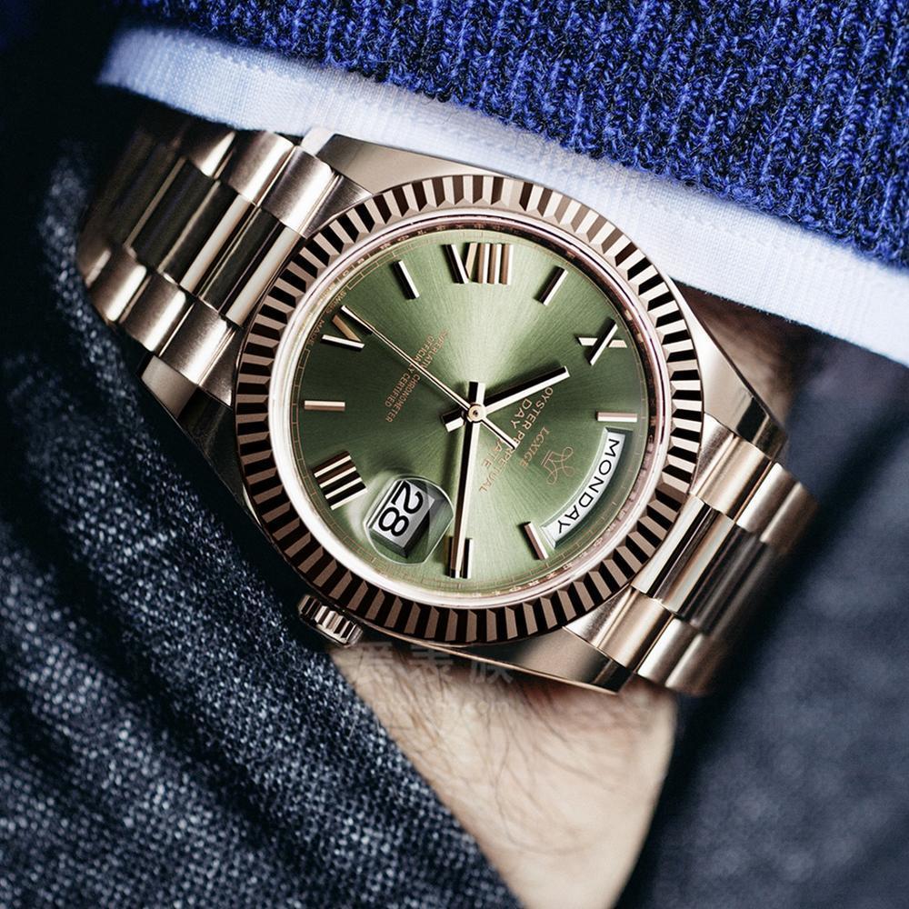 Mens Uhren Top-Marke Luxus Tag Datum Quarzuhr Männer Wasserdichte Freizeit Mode Armbanduhr rollenuhr 2011 NEU RELOOJ HOMBRE 210303