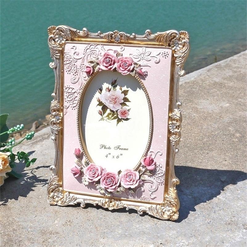 Fleur classique Photo Rose 6x4 Image Mariage Cadre Famille Accueil Décoration 201212