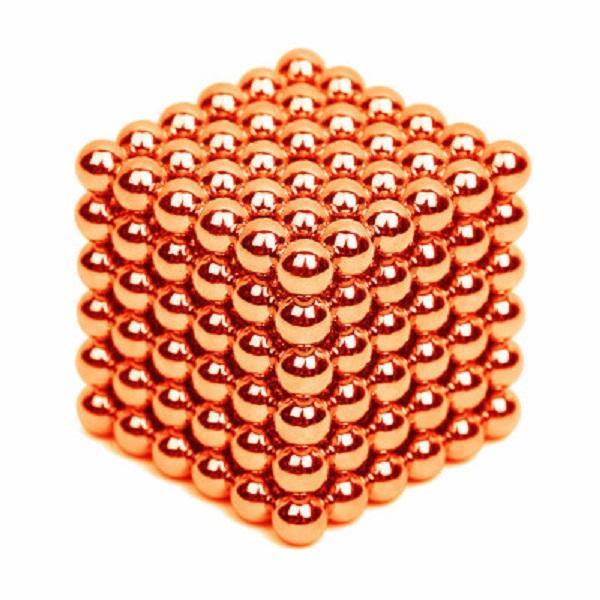 Giocattolo educativo Colore Buck Ball 5mm 216 3mm Magnetic Ball Decompression Creativi regalo fai da te