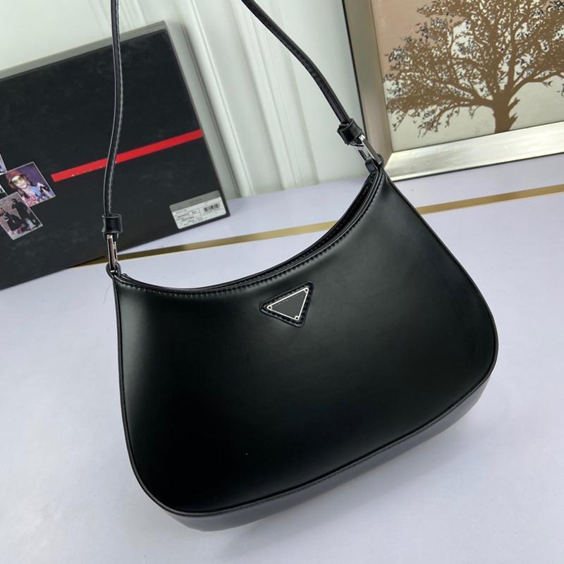 جودة عالية السيدات حقائب الكتف محفظة براءات الاختراع حقيبة يد جلدية خمر المعادن الأصلي على رفرف القرون الوسطى حقيبة crossbody