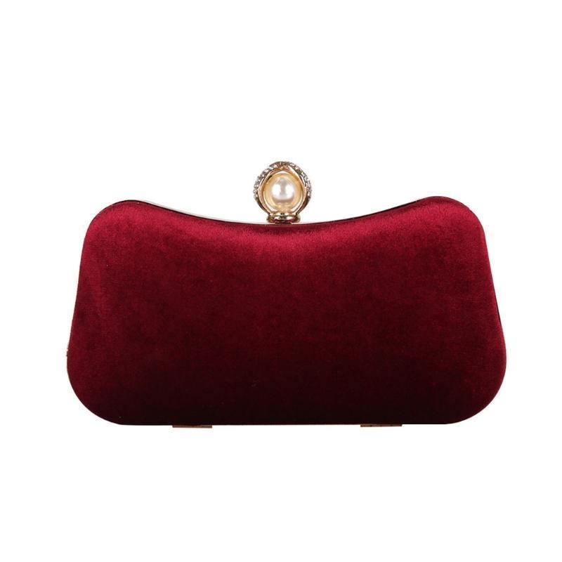 Стильная сумка женщин партии вечера Bridal сцепления сумка Пром Свадебный кошелек кошелек X5XA