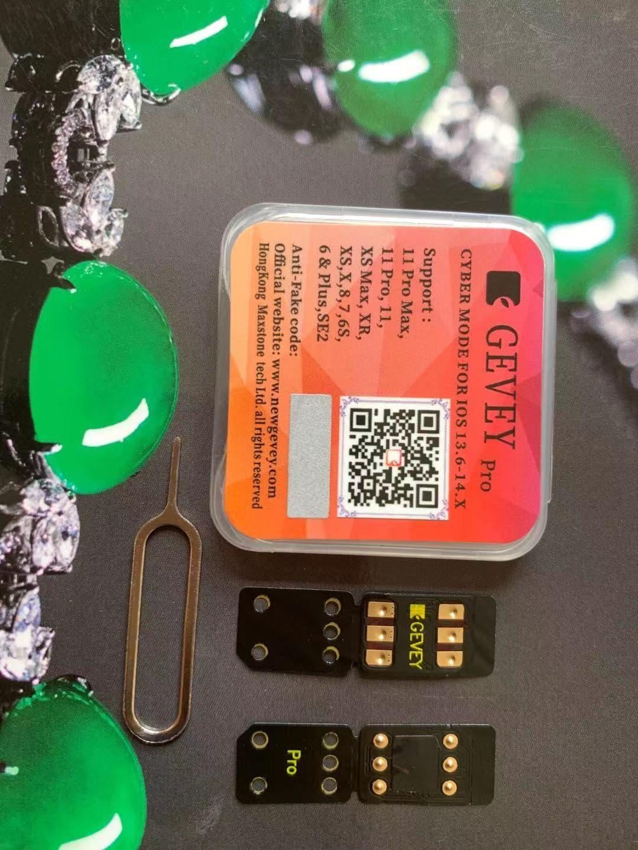 2021 ninho ios15 14.8.x Gevey pro desbloqueio iphone13 13 12 PR máx. / 11p / 11 / x xs xr / 8/7/6 / plus / 5s / se gv mksd ultra