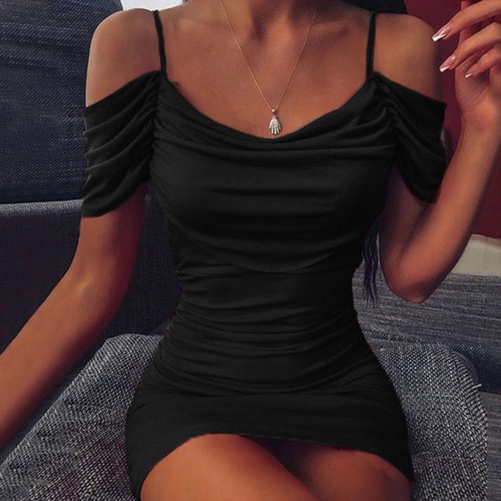 6Byy Ruffles Sundress Belt Belt Dress Dress Donne Donne senza spalline Stripedslash Neck Summer Beach Dress Casual Holiday Robe Spalla LJJA2500
