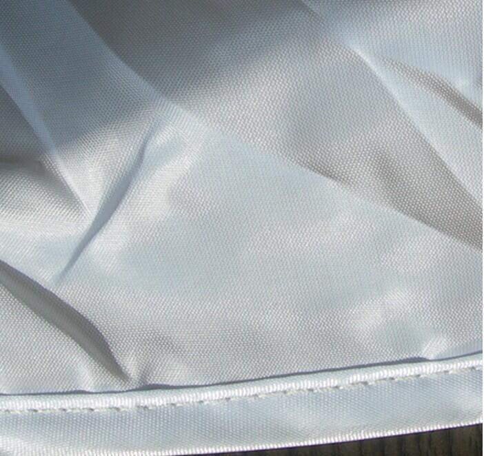 60 cm Grembiule creativo del mantello dell'ombrello del mantello del cape del barbiere e degli stilisti domestici che utilizzano i capelli tagliati Bbyvrq cxj_love