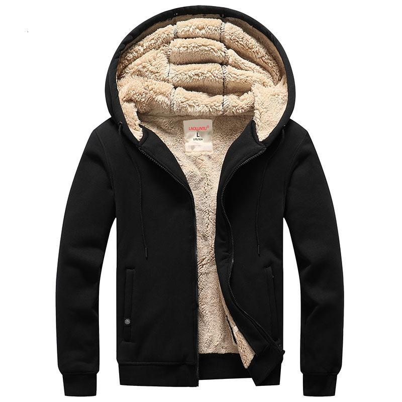 Pull de camouflage d'hiver Pouce de peluche Cachouche Résistant à froid Top Top à capuche Cardigan Cardigan Sportswear Men's Wear001