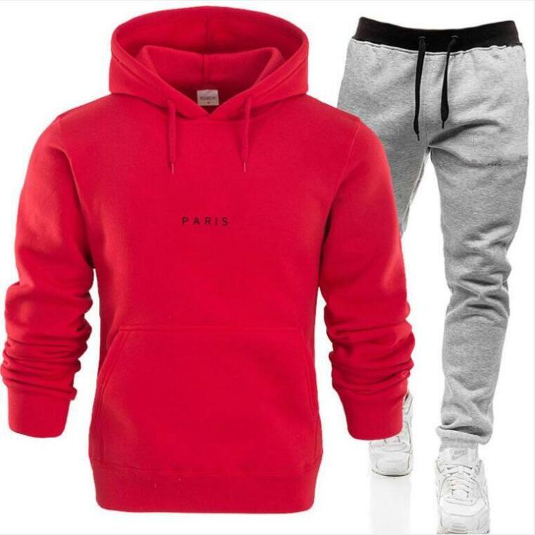 Autumn Winter Designer Tracksuit Men Luxury Sweat Suits Autumn Jacke Mens Jogger Trajes Chaqueta + Pantalones Sets Sporting Woded Jersey Thacksuit