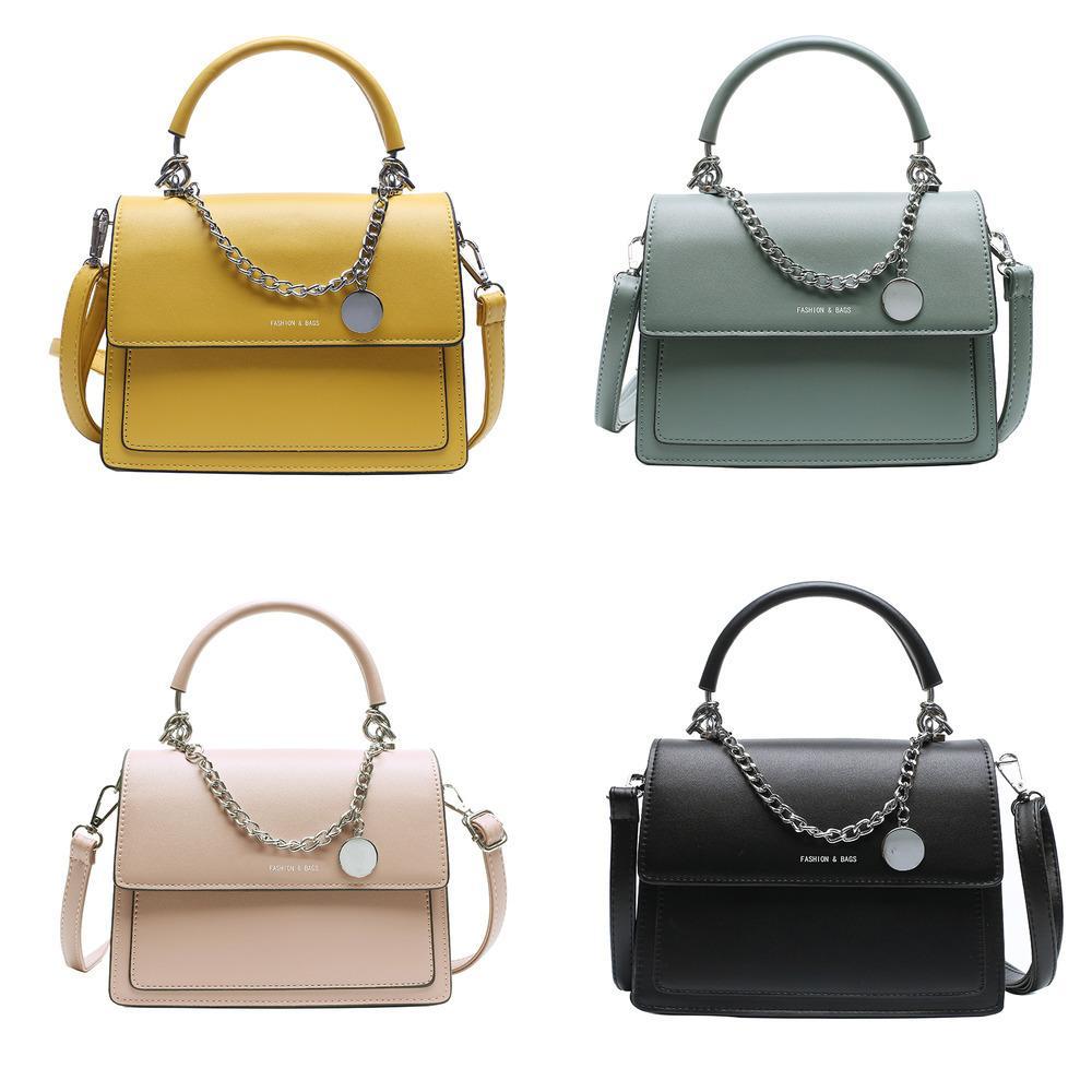 2021 Bags Large Capacity Women PU Shoulder Messenger Bag Female Fashion Daily Totes Lady Elegant Handbags Q1215