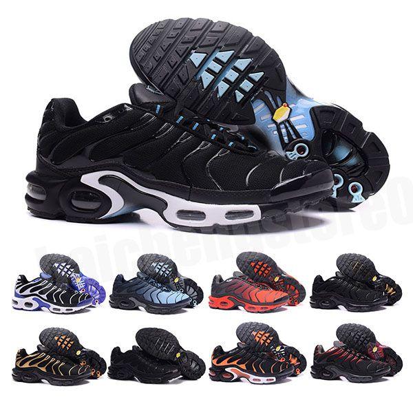 2021 Новый дизайн высочайшее качество TN мужская обувь дышащая сетка Chaussures Homme TN реквина Noir повседневная обувь размер 7-12