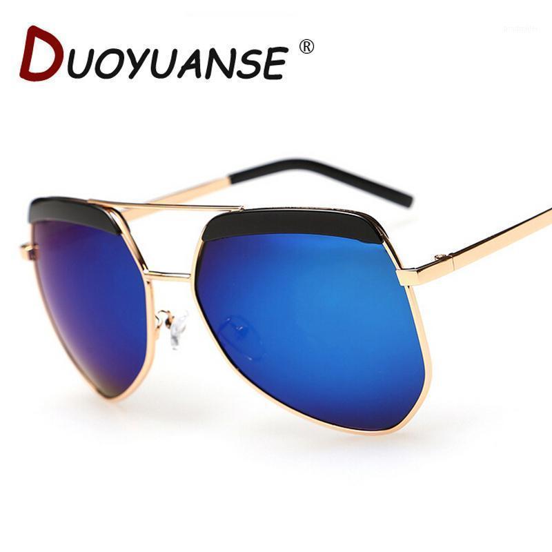 Occhiali da sole di alta qualità 2021 Donne Polarizing Alla moda Multicolor Guida Occhiali da esterno 1
