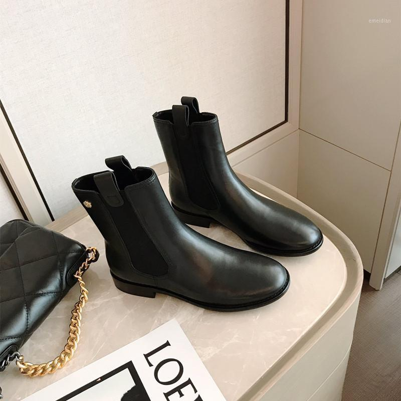 Luxury high quality women shose leather knight boots Classic leather ladies knight boots Retro fashion 35-401
